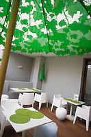 Europe/France/Aquitaine/64/Pyrénées-Atlantiques/Saint-Jean-de-Luz: Hotel  Zazpihotel 21 Bd Thiers la terrasse
