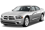 Front three quarter view of a 2012 Dodge Charger RT Max .