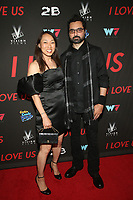 WEST HOLLYWOOD, CA - SEPTEMBER 13: Lionel Cohen, Guest, at the LA Premiere Screening Of I Love Us at Harmony Gold in West Hollywood, California on September 13, 2021. Credit: Faye Sadou/MediaPunch