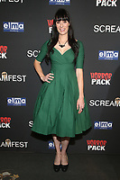 HOLLYWOOD, CA - OCTOBER 12: Tara Erickson at the 21st Screamfest Opening Night Screening Of The Retaliators at Mann Chinese 6 Theatre in Hollywood, California on October 12, 2021. Credit: Faye Sadou/MediaPunch