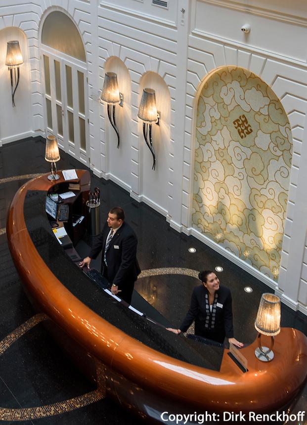 Prestige-Hotel, Vigyázó Ferenc u.5, Budapest, Ungarn