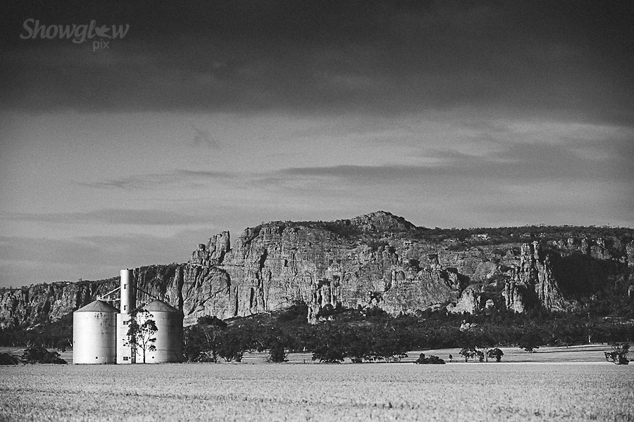 Image Ref: CA785<br /> Location: Mt Arapiles<br /> Date of Shot: 07.10.18