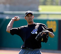 Tyson Ross -  Stockton Ports .Photo by:  Bill Mitchell/Four Seam Images