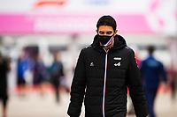 24th September 2021; Sochi, Russia; F1 Grand Prix of Russia free practise sessions;  31 Esteban Ocon FRA, Alpine F1 Team, F1 Grand Prix of Russia at Sochi Autodrom
