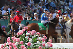 9 April 2009: A full capacity crowd gathers for the Apple Blossom at Oaklawn in Hot Springs, Arkansas