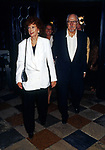 ROBERT ALTMAN CO LA MOGLIE KATRYN REED<br /> AMFAR FOUNDATION CHARITY GALA PALAZZO VOLPI VENEZIA 1993