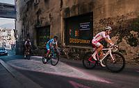 Michal Kwiatkowski (POL/SKY)<br /> <br /> MEN ELITE ROAD RACE<br /> Kufstein to Innsbruck: 258.5 km<br /> <br /> UCI 2018 Road World Championships<br /> Innsbruck - Tirol / Austria