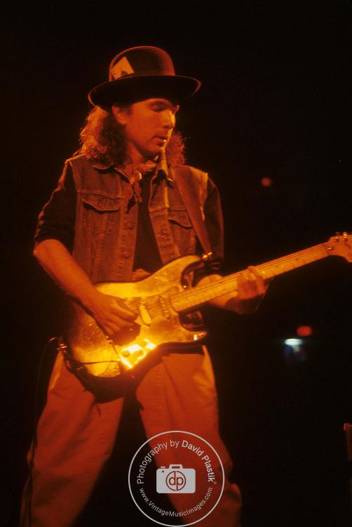 The Edge of U2 1985