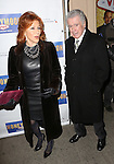 Joy Philbin and Regis Philbin attends the Broadway Opening Night Performance of 'Honeymoon in Vegas' at the Nederlander Theatre on January 15, 2014 in New York City.