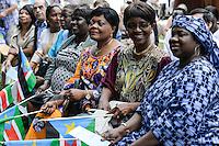 BMZ Tag der offenen Tür 2015, Hauptbühne, Botschafter Afrika