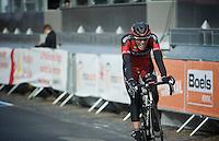 Samuel Sanchez (ESP/BMC) finishes a strong (but unfortunate) 4th<br /> <br /> 102nd Liège-Bastogne-Liège 2016