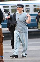 NEW YORK, NY- April 29:  Alex Borstein on set of The Marvelous Mrs. Maisel at Washington Square Park in New York City April 29, 2021 <br /> CAP/MPI/RW<br /> ©RW/MPI/Capital Pictures