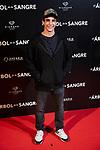 Miguel Herran attends to 'El Arbol de la Sangre' premiere at Capitol cinema in Madrid, Spain. October 24, 2018. (ALTERPHOTOS/A. Perez Meca)