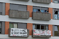 M15 housing occupation. Seville Sept 2012