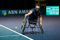 Rotterdam, The Netherlands, 12 Februari 2020, Wheelchair: Nicolas Peifer (FRA).Photo: www.tennisimages.com