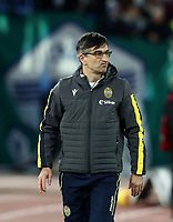 Football, Serie A: S.S. Lazio - Hellas Verona, Olympic stadium, Rome, February 5, 2020. <br /> Hellas Verona's coach Ivan Juric looks on during to the Italian Serie A football match between S.S. Lazio and Hellas Verona at Rome's Olympic stadium, Rome, on February 5, 2020. <br /> UPDATE IMAGES PRESS/Isabella Bonotto