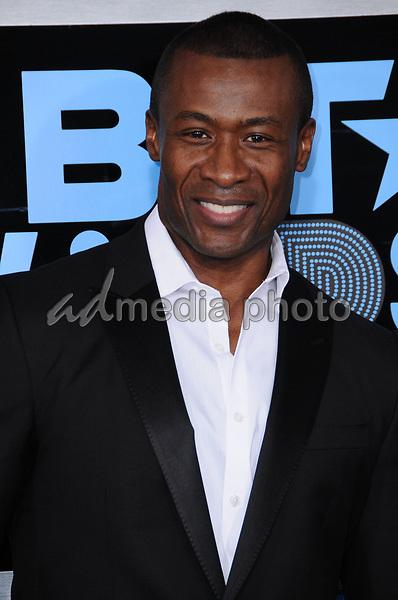 25 June 2017 - Los Angeles, California - Sean Blakemore. 2017 BET Awards held at the Microsoft Square in Los Angeles. Photo Credit: Birdie Thompson/AdMedia