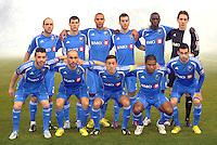 Montreal starting XI.Sporting Kansas City defeated Montreal Impact 2-0 at Sporting Park, Kansas City, Kansas.
