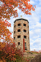 """Enger Tower in Autumn""<br />