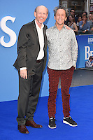 """director, Ron Howard and Brian Grazer<br /> at the Special Screening of The Beatles Eight Days A Week: The Touring Years"""" at the Odeon Leicester Square, London.<br /> <br /> <br /> ©Ash Knotek  D3154  15/09/2016"""