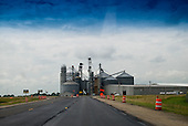 Peoria, Illinois<br /> July 12, 2014<br /> <br /> Agricultural chemicals along the roadside just north of Peoria, Illinois.