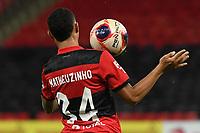 Rio de Janeiro (RJ), 15/04/2021 - Flamengo-Vasco - Matheuzinho jogador do Flamengo,durante partida contra o Vasco,válida pela 9ª rodada da Taça Guanabara,realizada no Estádio Jornalista Mário Filho (Maracanã), na zona norte do Rio de Janeiro, nesta quinta-feira (15).