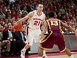 2011-12 NCAA Basketball: Minnesota at Wisconsin