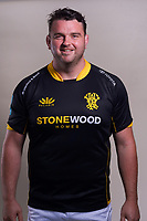Fraser Armstrong. 2021 Wellington Lions official rugby headshots at Rugby League Park in Wellington, New Zealand on Monday, 26 July 2021. Photo: Dave Lintott / lintottphoto.co.nz