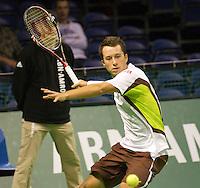 2011-02-07, Tennis, Rotterdam, ABNAMROWTT,  Philiip Kohlschreiber,