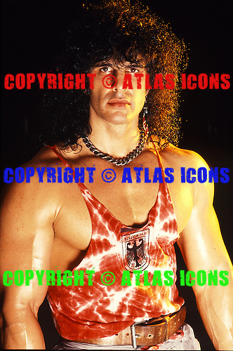 Caine Roberts; guitarist of Alice Cooper ; Studio Session; Live; .Photo Credit: Michael Johansson /AtlasIcons.com