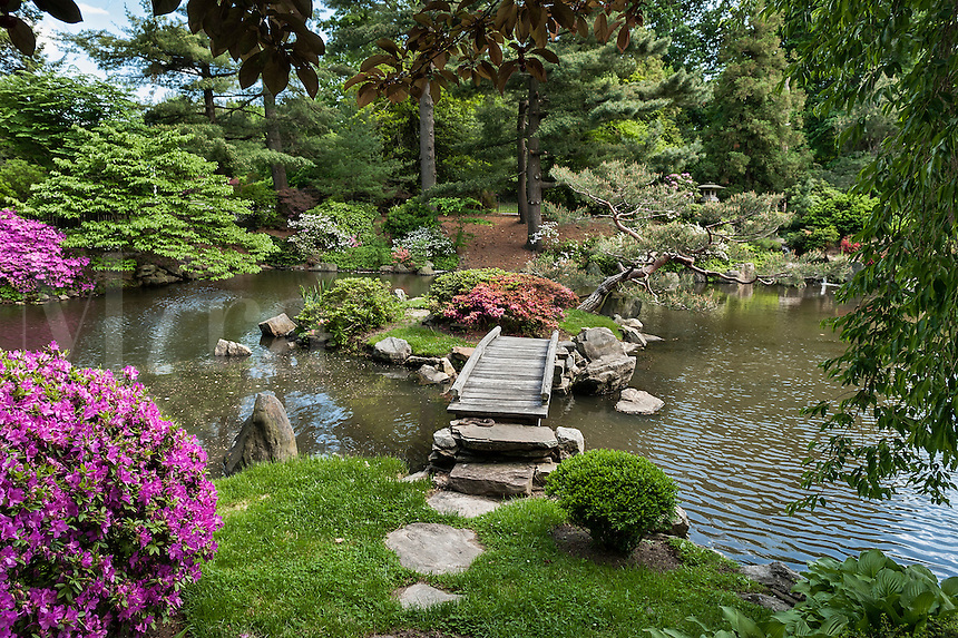 Japanese garden, Philadelphia, USA