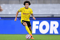 Axel Witsel of Borussia Dortmund in action during the Champions League Group Stage F day 1 football match between SS Lazio and Borussia Dortmund at Olimpic stadium in Rome (Italy), October, 200 Italy, 2020. Photo Andrea Staccioli / Insidefoto