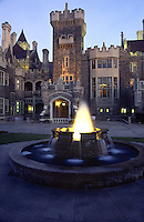 Casa Loma in Toronto, Canada.<br /> Original on slide. Tiff file is available on request.