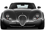 Straight front view of a 2009 - 2014 Wiesmann MF4 GT 2 Door Coupe