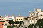 Alter Hafen mit Kathedrale, Ciutadella, Menorca