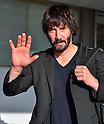 Keanu Reeves in Japan for John Wick
