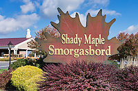 Shady Maple Smorgasbord, East Earl, Lancaster, Pennsylvania, USA