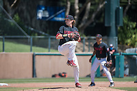 STANFORD, CA - MAY 29: Drew Dowd during a game between Oregon State University and Stanford Baseball at Sunken Diamond on May 29, 2021 in Stanford, California.
