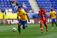 Harrison, NJ - Friday July 07, 2017: Jean-David Legrand during a 2017 CONCACAF Gold Cup Group A match between the men's national teams of French Guiana (GUF) and Canada (CAN) at Red Bull Arena.