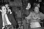 VITTORIO GASSMAN CON CLAUDIO VILLA-  CONCERTO GIANNI MORANDI CINEMA AURORA ROMA 1980