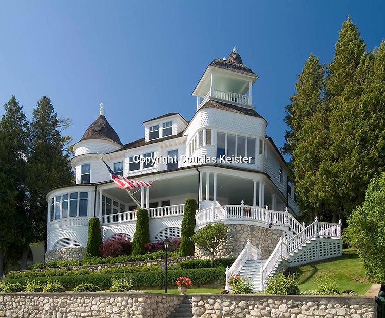 Mackinaw Island Michigan