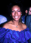 Mary Wilson on January 10, 1983 in New York City.