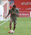 Atletico de Madrid's Thomas Partey during training session. September 17,2020.(ALTERPHOTOS/Atletico de Madrid/Pool)