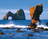 Mack Arch off Crook Point in Curry County, Oregon