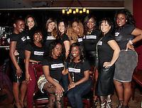 11-15-14 Diva Gals Daily - INAANTA at El Cid, NYC - Delaina Dixon - Maureen  Tokeson-Martin