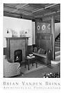 INGLENOOK<br /> Stonecroft Cottage<br /> Circa 1884<br /> Falmouth, Maine<br /> John Calvin Stevens, Architect © Brian Vanden Brink, 2004