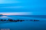 Blue hour at the Parker River NWR, Newburyport, Massachusetts, USA