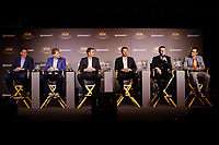 2018 Continental Tire SportsCar Challenge Awards, <br /> Lee Carpentier, Kieron O'Rourke, Rodrigo Sales, Kuno Wittmer, Britt Casey, Jr., Tom Long