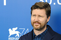British director Andrew Haigh attends a photo call for his movie 'Lean On Pete' at the 74th Venice Film Festival, Venice Lido, September 1, 2017. <br /> UPDATE IMAGES PRESS/Marilla Sicilia<br /> <br /> *** ONLY FRANCE AND GERMANY SALES ***