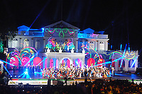 """Opening Ceremony of CARIFESTA XI held at Independence Square ( Locally known Onafhankelijkheidsplein in Dutch) in Paramaribo, Suriname, South America at Friday 16th of August 2013.<br /> <br /> Participating countries of CARIFESTA XI are Trinidad & Tobago, Antigua and Barbuda, Belize, Dominica, Haiti, Saint Lucia, Jamaica, Guyana, Cuba, French Guyana, Columbia, Venezuela, Brazil, Suriname, Indonesia, Anguilla, Curacao, South Korea, China, ST. Vincent and The Grenadines, Barbados, Chile, ST. Kitts and Nevis, Grenada, Argentina, Peru, The Netherlands, Bonaire, Dominican Republic, Mexico.<br /> <br /> The Opening Ceremony presented by Mrs. Odette de Miranda and Mrs. Lygia Amania with voice of Borger Breeveld famous Surinamese artist. The ceremony Warmed up with Guno Ravenberg and also continued with warming up session with audience.<br /> <br /> The opening call done with Ajida Dron and continued with military tattoo held by the Police & Military Band<br /> <br /> Official speeches were held by Ashwin Adhin, The Minister of Education & Community Development of Suriname, I. LaRocque H.H. Ambassador, Secretary General of the CARICOM and ended with the speech of The President of Suriname Desiré Delano Bouterse.<br /> <br /> The opening ceremony continued with Gymnastrade's """"Welcome to Carifesta"""",  Performance by Shaolin Monks from the People's Republic of China Parade of Nations, Theater production """"Our culture, the essence of our future"""" and ended with light & firework shows. <br /> <br /> ORIGINAL RAW / TIFF FILE AVAILABLE UPON REQUEST<br /> <br /> Ertugrul Kilic - Copyright © 2013 - All rights are reserved.<br /> <br /> http://www.ertugrulkilic.com/<br /> <br /> http ://www.facebook.com/parbo"""